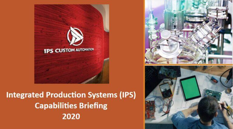 IPS Capabilities Briefing