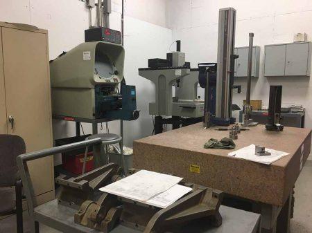 Fabricating Machine Table